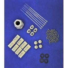 Tiroir optique coulissant vide, capacité 24 ST ou FC, noir avec 1 presse étoupe FIBREOS Tiroirs optiques vides 32,46€Tiroirs...