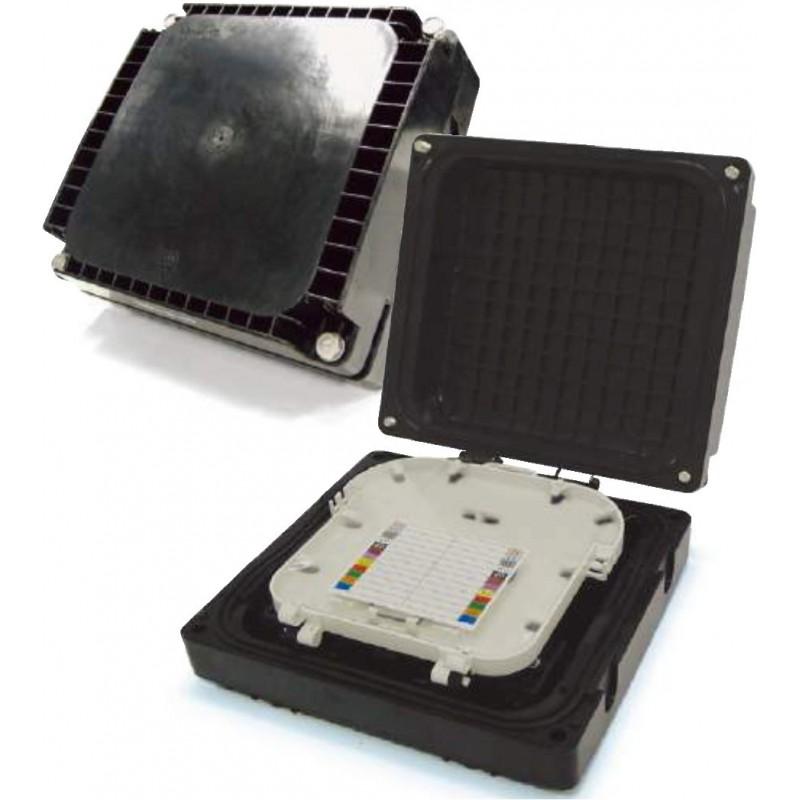 Boitier d'épissurage Optique 6/12/16 FO (cassettes et accessoires inclus) OPTICUBE Boitiers d'épissurage étanches 88,35€Boit...