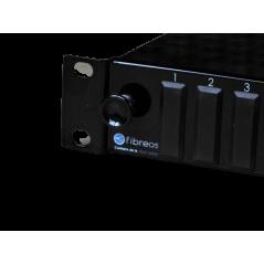 Tiroir optique coulissant vide, capacité 24 DSC , noir avec accessoires FIBREOS Tiroirs optiques vides 32,46€Tiroirs optique...