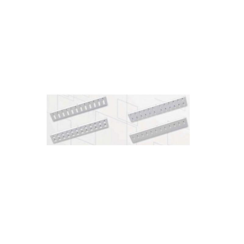 Support traversées 48 SC Duplex pour coffret grand modèle BKT Coffrets fibres 7,62€Coffrets fibres