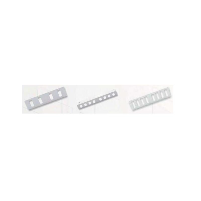 Support traversées 12 SC Sx / LC Dx pour coffret petit modèle BKT Coffrets fibres 5,43€Coffrets fibres
