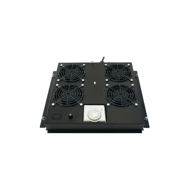 BLOC DE 4 VENTILATEURS CANOVATE Accessoires baies et coffrets 104,59€Accessoires baies et coffrets