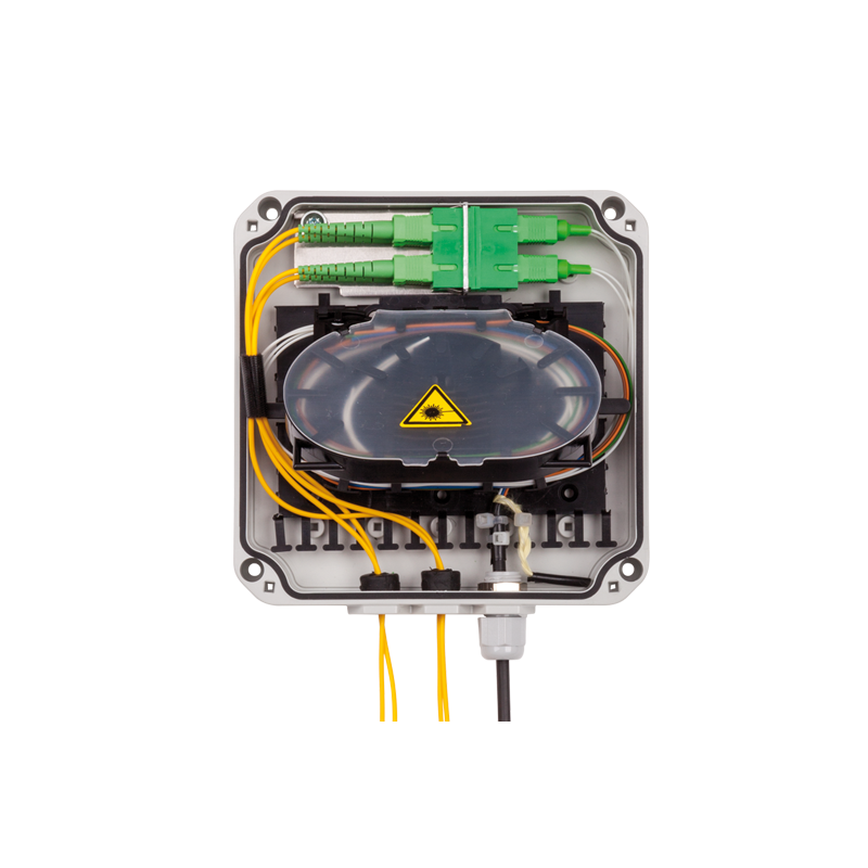 Point d'accès Fibre Optique ORM 3 L/4 2 SC DX  Coffrets fibres 45,16€Coffrets fibres