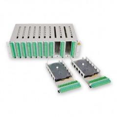 Chassis nu de distribution optique 3 U pour 12 modules  Chassis de distribution optique 19 '' 123,50€Chassis de distribution...