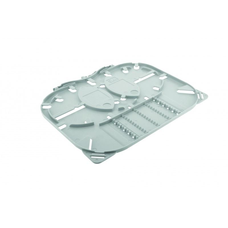 Kit Cassette 12 épissures pour boitier 3M  Accessoires tiroirs optiques 6,04€Accessoires tiroirs optiques