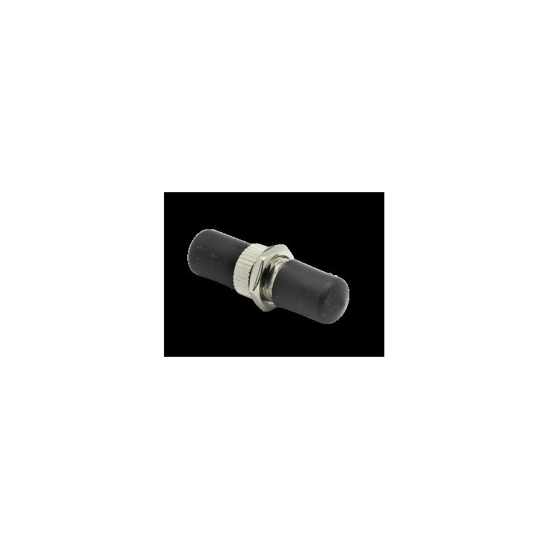 Traversée optique monomode ST métal simplex FIBREOS Traversées de cloison 1,35€Traversées de cloison