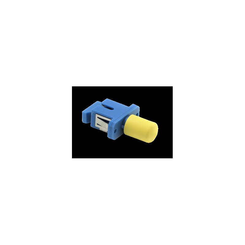 Traversée optique monomode SC ST simplex plastique FIBREOS Traversées de cloison 2,58€Traversées de cloison