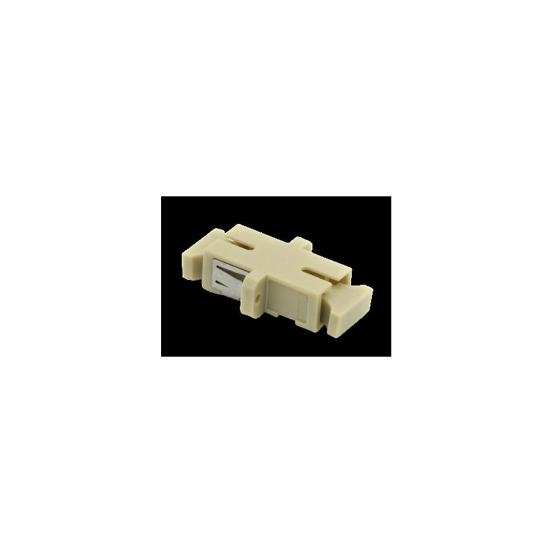 Traversée optique multimode SC simplex FIBREOS Traversées de cloison 0,84€Traversées de cloison