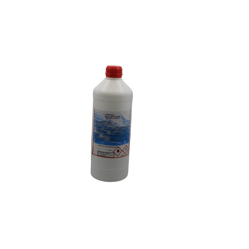 Alcool Isopropylique bouteille 1 L  Consommables optiques 14,99€Consommables optiques