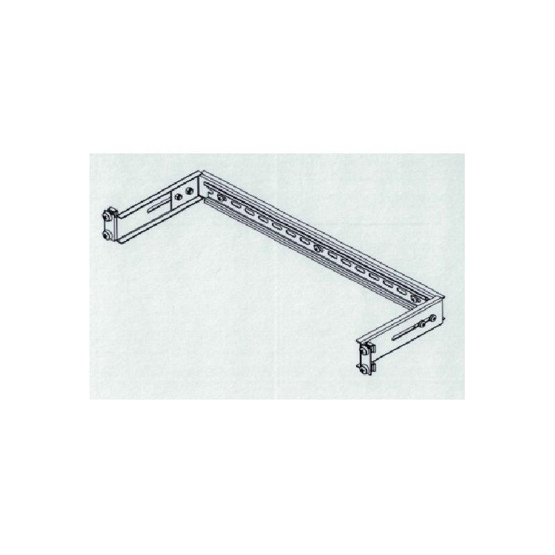 Support 19 Rail DIN Profondeur réglable 100/150mm  Cuivre 25,94€Cuivre