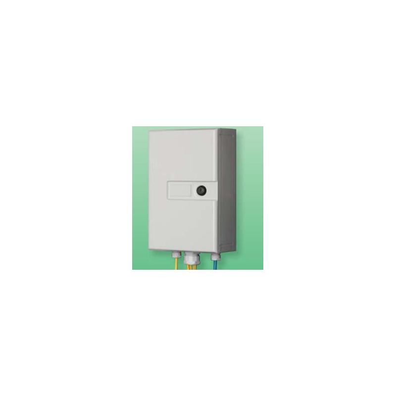 Point d'accès Fibre Optique 12 SC ou 24 DLC - ORM 12 SC - Capacités 12 épis  Coffrets fibres 151,20€Coffrets fibres