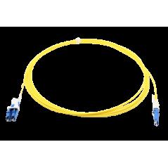 Jarretière optique mono CSUPC/CSUPC DX jaune Uniboot G657A1 LONGUEUR AU CHOIX  Cordons mono duplex 33,74€Cordons mono duplex