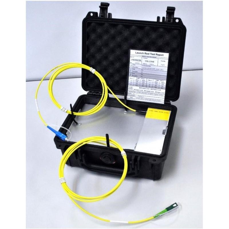 Bobine amorce Monomode G652d SCAPC/SCAPC 1000 M Avec cassette intégrée  Bobines amorces 238,50€Bobines amorces