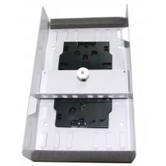 Coffret d'épissurage petit modèle 8 à 12 traversées (ss support traversées) BKT Coffrets fibres 31,44€Coffrets fibres