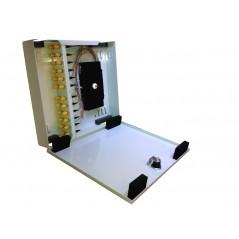 Coffret d'épissurage moyen modèle 12 à 24 traversées (ss support traversées) BKT Coffrets fibres 45,72€Coffrets fibres