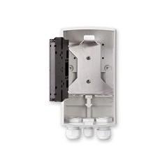 Point d'accès Fibre Optique ORM 8 SC 4 SC ou 4 DLC  Coffrets fibres 53,94€Coffrets fibres